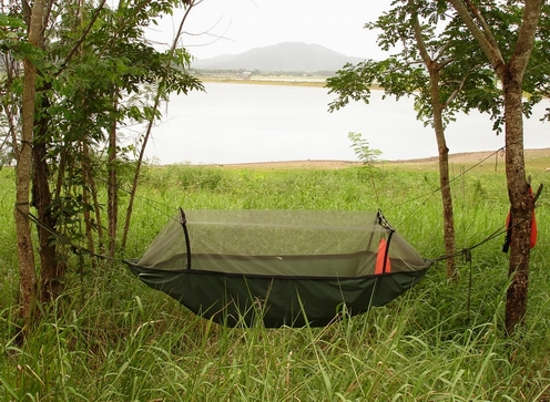 Medium image of expedition hammock
